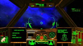 Wing Commander Advance Guard gameplay demonstration