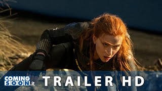 Black Widow (2021): Nuovo Trailer Italiano del Film Marvel con Scarlett Johansson - HD