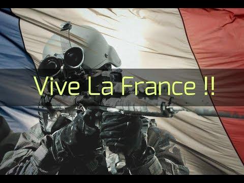 "HD || French Military Power || 2017 || Vidéo anti ""French-Bashing"""