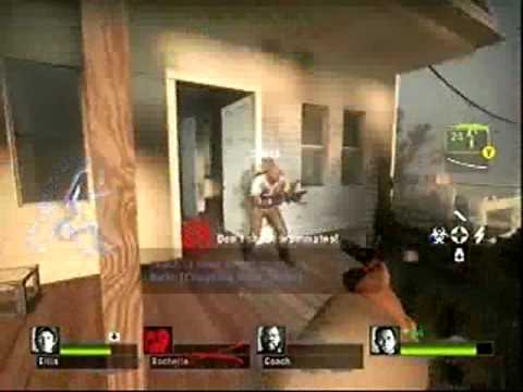 Left 4 Dead 2 - Level A Charge Achievement Guide by