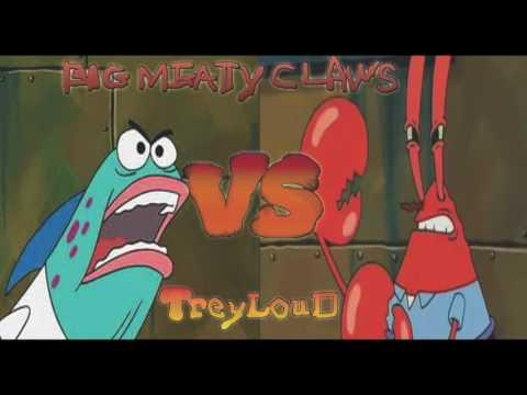 Big Meaty Claws (Spongebob Beat) - TreyLouD