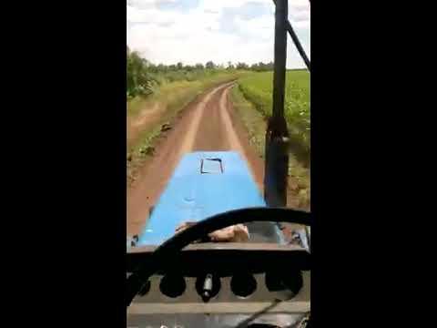 перевозка воды на мтз 80