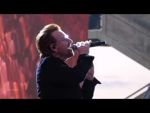 U2 With Or Without You, Dublin 2017-07-22 - U2gigs.com