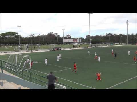 Hispania vs Conquistadores - U13 Elite - Gol de Jeremy