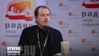 Игумен Саввино-Сторожевского монастыря Стефан на радио