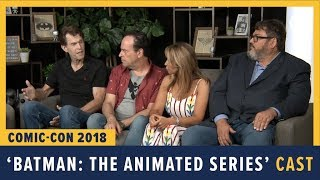 Batman the Animated Series - SDCC 2018 Exclusive Interview