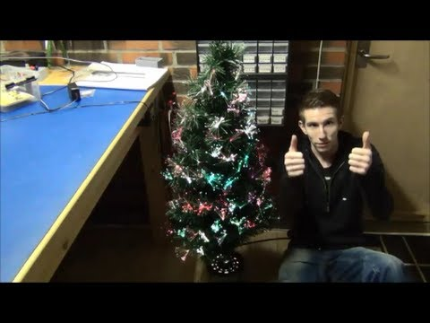 Hacking a Christmas Tree !! - Ec-Projects