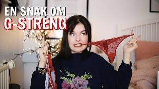 EN SNAK OM G-STRENG