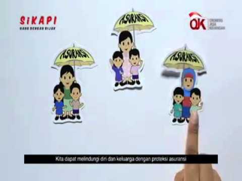 Iklan Asuransi By OJK
