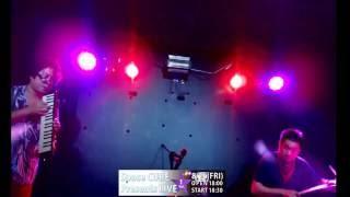 HAYASHI & Atsuya Akao live on 26th Aug 2016 (1/4)