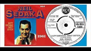 Скачать Neil Sedaka Happy Birthday Sweet Sixteen Vinyl