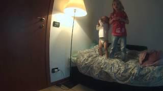 Первое видео Николь !