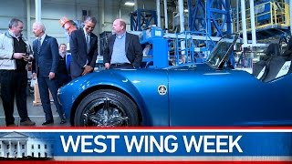"""West Wing Week: 1/16/15 or, """"The Little Circle Thing"""""""