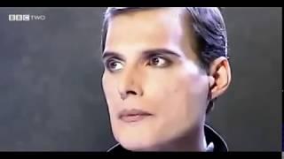 Последний клип Фредди Меркьюри в цвете  30 мая 1991 год