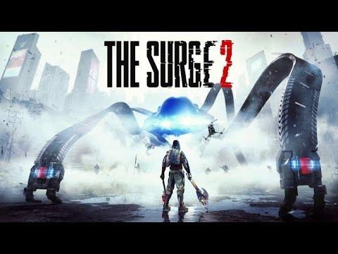 The Surge 2 Trainer [ Cheat Engine ]