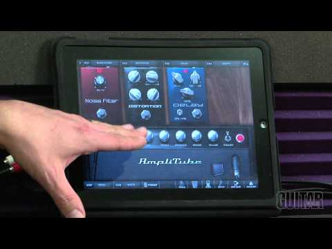 IK Multimedia AmpliTube 2 and iRig