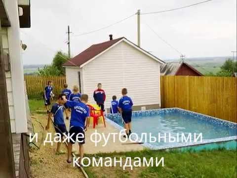 """Отель """"Карвала"""" Ленинградская область, СПб"""