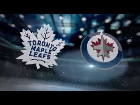 TORONTO MAPLE LEAFS vs WINNIPEG JETS (Oct 4)