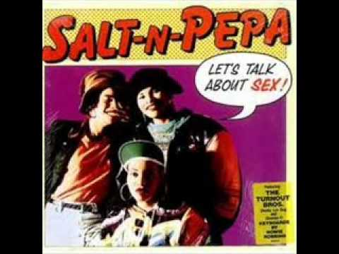 salt n pepper-short dick man