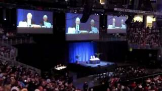 Berkshire Hathaway Shareholders Meeting May 1, 2010
