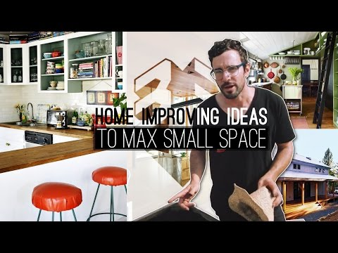 33 Home improvement ideas for small space - Видео онлайн