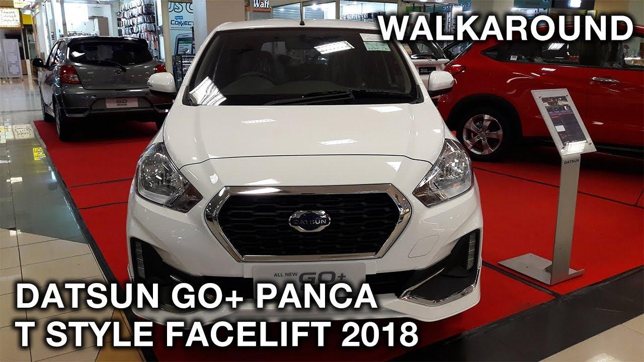 Datsun Go Panca T Style 2018 Exterior Interior Walkaround YouTube