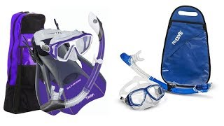 Top 7 Best Snorkel Gears in 2018 Reviews. Cool and Good Snorkel Equipment 2018