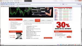 Forex trading Cours - : Open a Demo Account