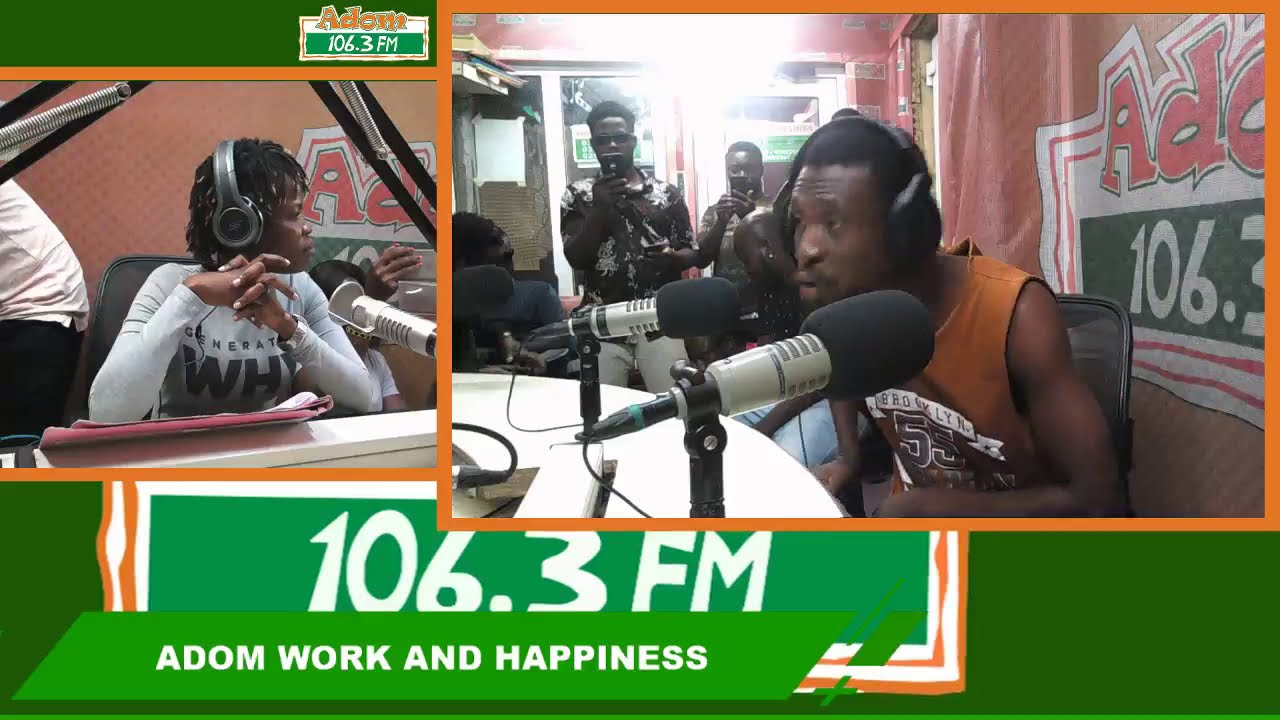 Download OKOMFO KWAADEE ON ADOM WORK AND HAPPINESS WITH OHEMAA WOYEJE on Adom FM (12-10-18)