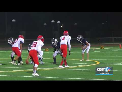 Friday Night Highlights Week 0: Riverside County Education Academy vs Orcutt Academy
