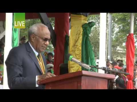 Vanuatu Government Live Stream