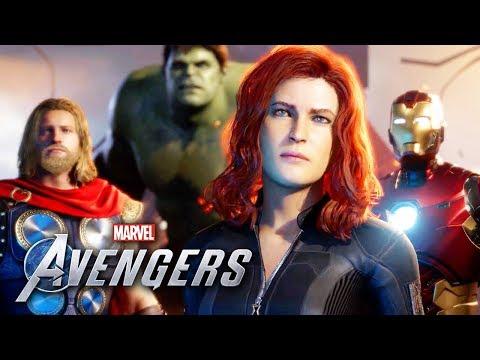 Marvel's Avengers: 'A-Day' - Official Reveal Trailer | E3 2019