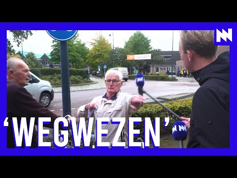 Staphorst boos op de media: 'God zal ze straffen'