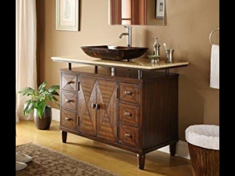 Bathroom Vanities with Bowl Sink
