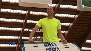 Athlétisme : Martinot-Lagarde, chef de file des hurdlers français à Belgrade