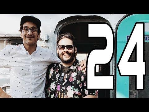 Steve Zaragoza on Kassem Show Ep. #24