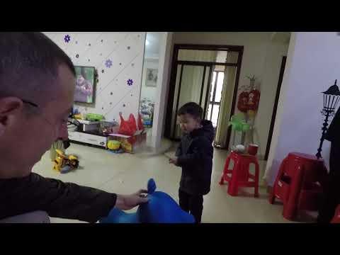 A Chinese apartment- 200000 euros- Changsha suburb