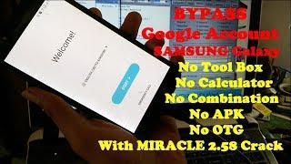 100% Easy Bypass Google Account Samsung J7 / Samsung j701f FRP Unlock 100% Solution