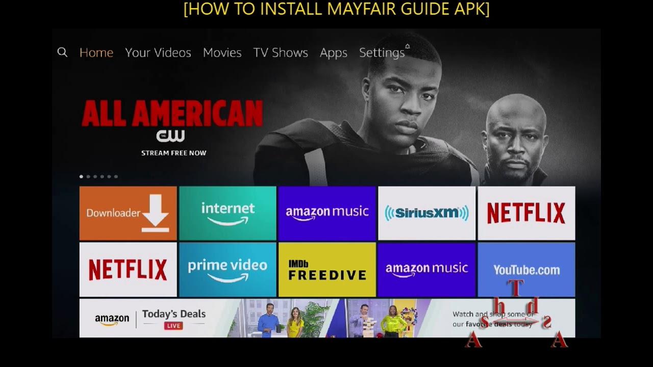 Mayfair guide pro apk install   GearsTv and Mayfair guide