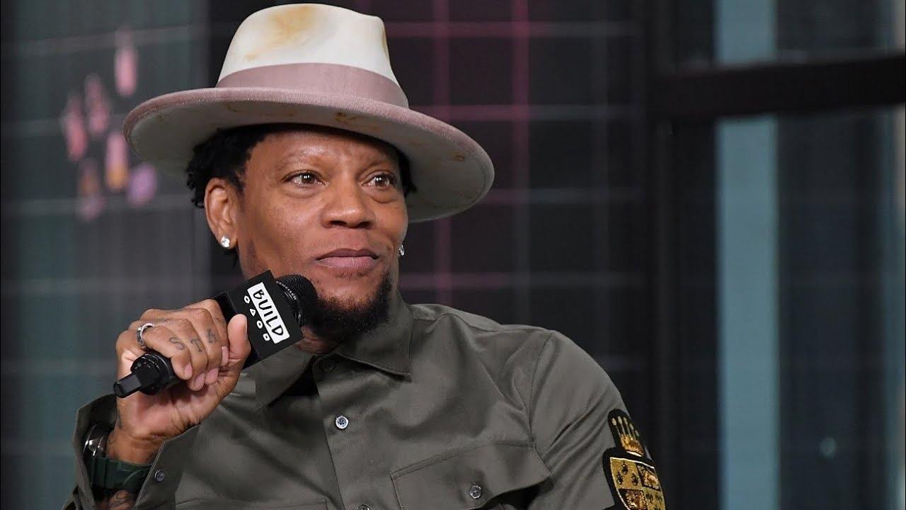 Actor-comedian D.L. Hughley collapses onstage in Nashville