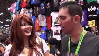 Cousin Joe Show Goes To Comic Con 2015