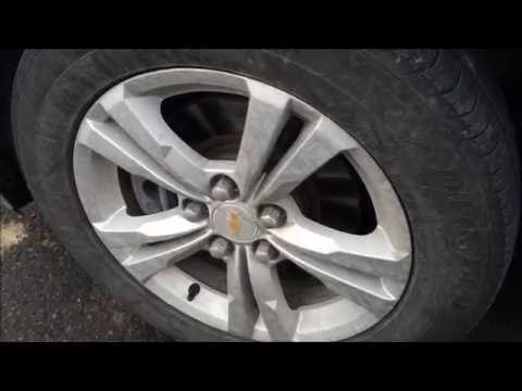 How to Reset Tire Pressure Monitoring System on 2012 Chevy Equinox