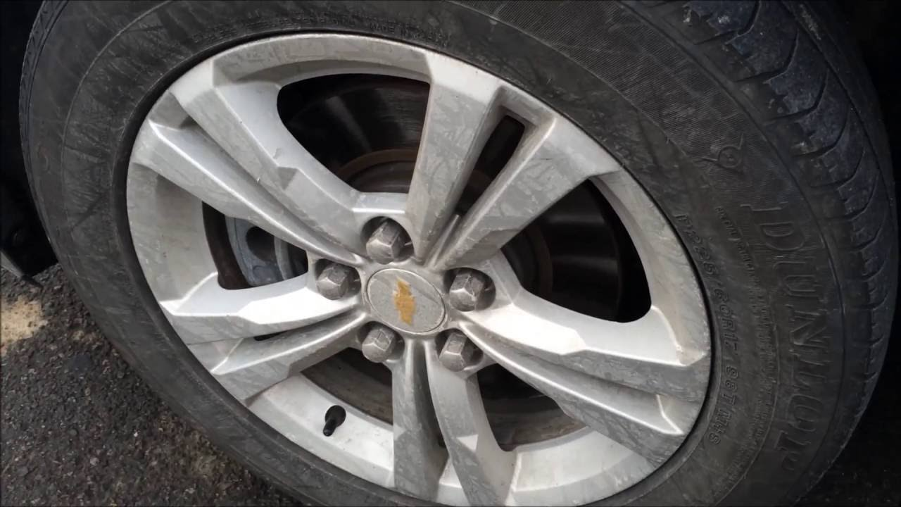 reset tire pressure monitoring system   chevy equinox youtube