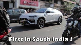 SUV From Lamborghini - The Lamborghini URUS in India