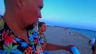 Ночёвка в Трейлере на Лучшем пляже в Крыму