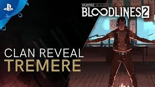 Vampire: The Masquerade - Bloodlines 2 | Clan Introduction - Tremere | PS4