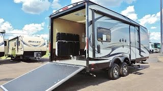 Awesome New 24' 2017 Forest River XLR Hyperlite 18HFS Toy Hauler 5,123lbs!!