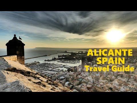 ALICANTE, SPAIN TRAVEL GUIDE