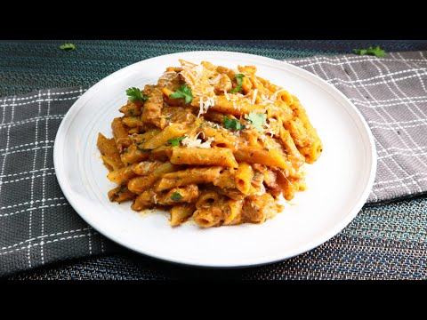 How To Cook INSTANT POT Italian Chicken Pasta│BUSY WORK Week recipe│Easy gf PASTA IDEA