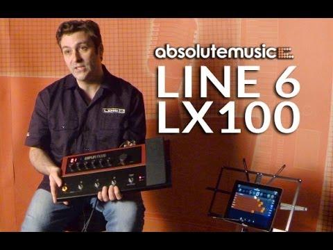 Line 6 amplifi fx100 инструкция на русском